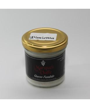 Crema de Queso Fundido con Pimienta