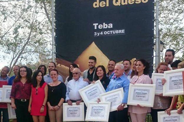 Ganadores Primer premio en Teba